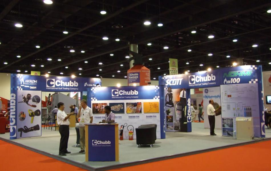 Chubb Portable Architecture Stand